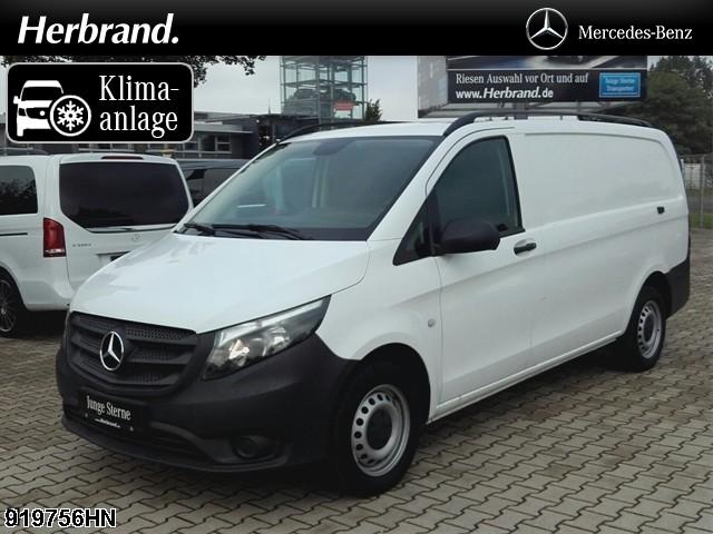 Mercedes-Benz Viano 116CDI L *KLIMA**TEMPOMAT**HECKTÜREN**EU6b, Jahr 2018, diesel