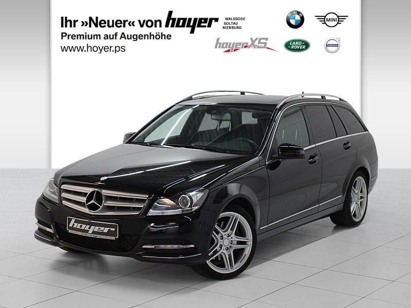 Mercedes-Benz C 350 T CDI DPF (BlueEFFICIENCY) 7G-TRONIC Avantgarde, Jahr 2012, Diesel