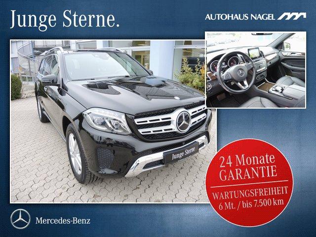 Mercedes-Benz GLS 350 d 4M Pano*Comand*Standh*AIRMATIC*AHK*ILS, Jahr 2016, Diesel