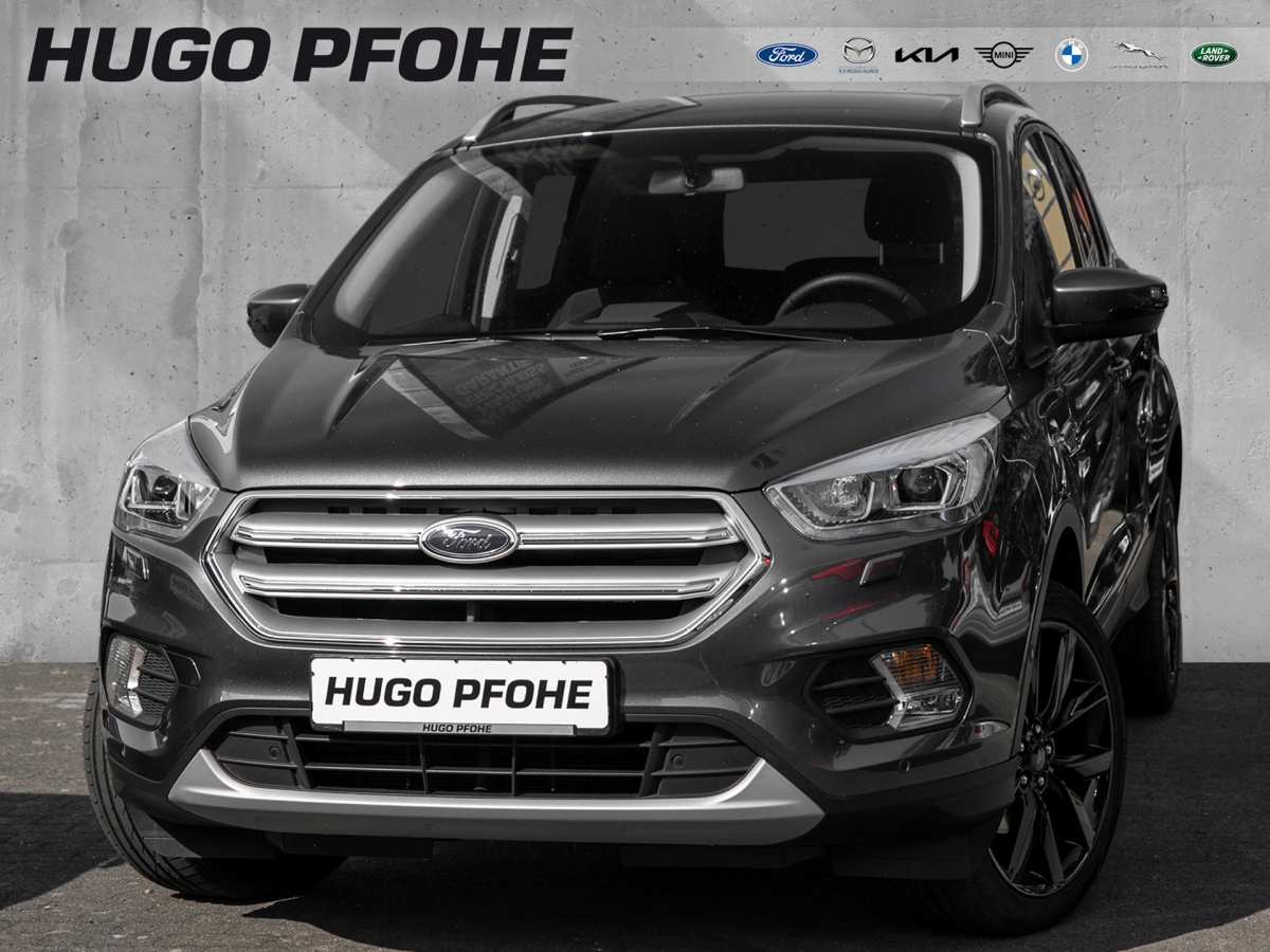 Ford Kuga COOL & CONNECT 1.5 EcoBoost 2x4, Jahr 2018, Benzin