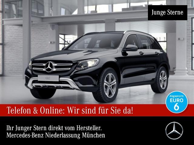 Mercedes-Benz GLC 220 d 4M Stdhzg Pano COMAND AHK Totwinkel PTS, Jahr 2017, Diesel