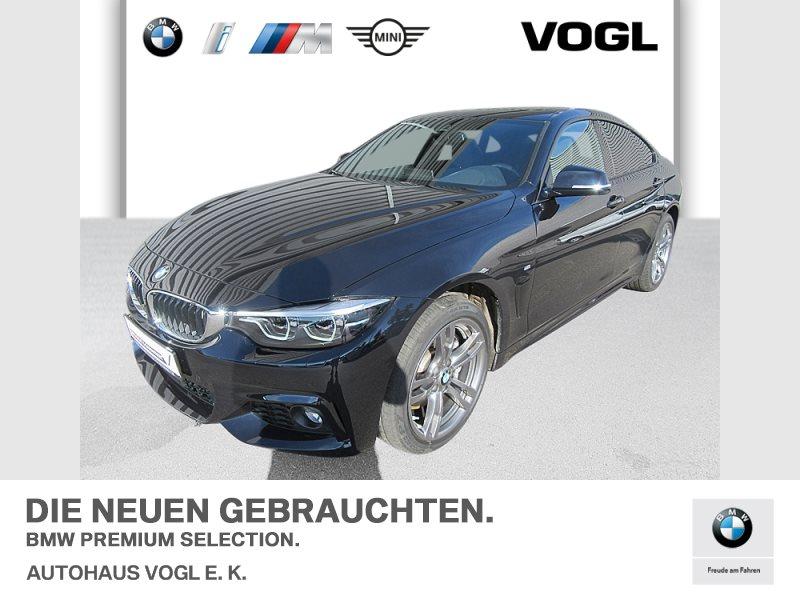 BMW 435d xDrive Gran Coupé M Sportpaket Head-Up LED, Jahr 2018, Diesel