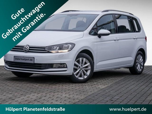 Volkswagen Touran 1.4 Comfort DSG NAVI PDC FRONT ASSIST SHZ, Jahr 2016, Benzin
