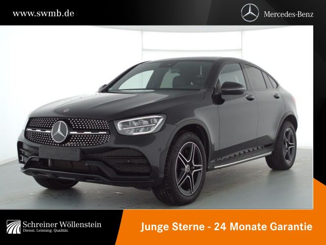 Mercedes-Benz GLC 400 d 4M Coupé AMG*Night-P*SHD*Comand*Kamera, Jahr 2020, Diesel