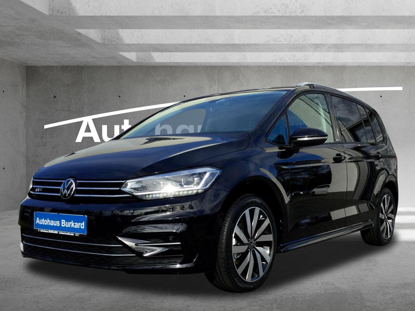 Volkswagen Touran UNITED 1,5 l TSI 150 PS 7-Gang DSG R-line, Jahr 2021, Benzin