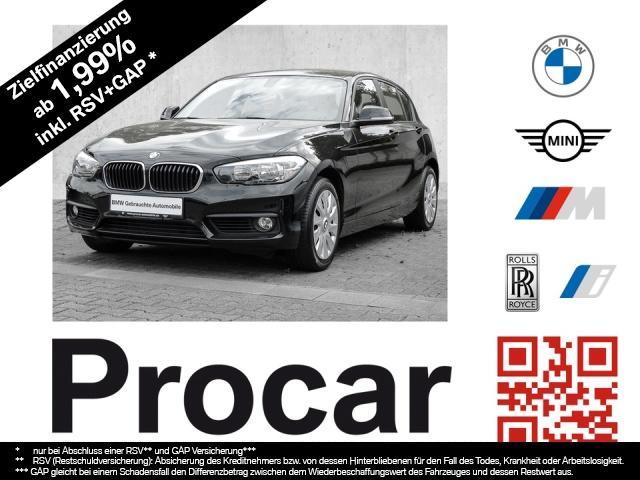 BMW 120i Advantage Navi Business PDC Sitzhzg. Vorn, Jahr 2017, Benzin
