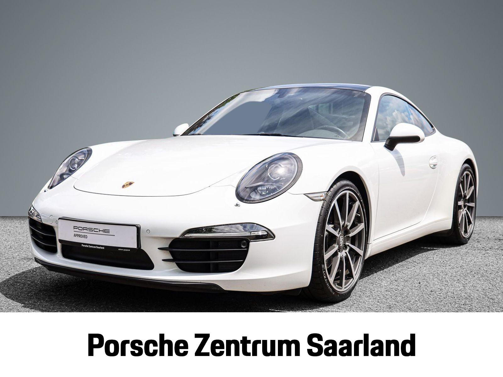 Porsche 991 (911) Carrera Sitzbel.Chrono, AbGas, Jahr 2015, Benzin