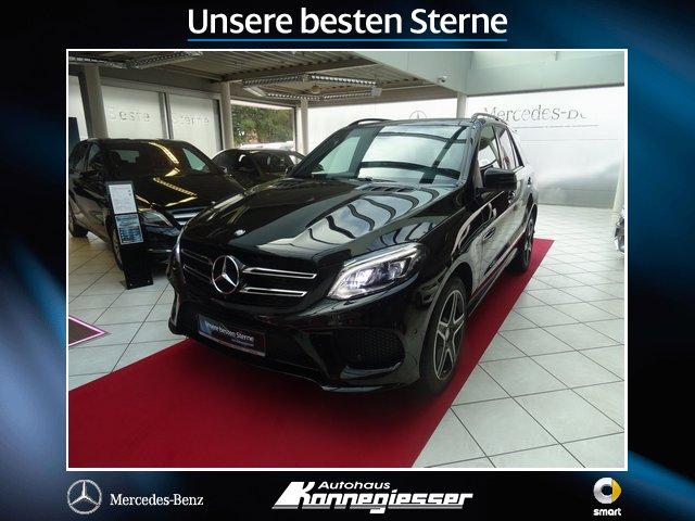 Mercedes-Benz GLE 250 d AMG Line PSD 360° AIRMATIC AHK Night, Jahr 2015, diesel