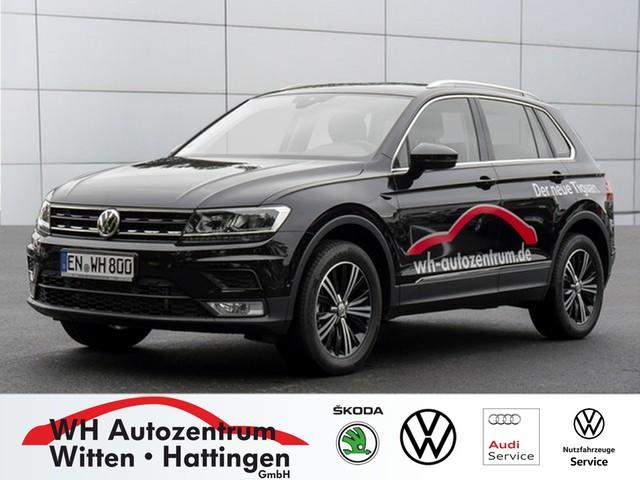 Volkswagen Tiguan 2.0 TDI DSG 4 MOTION Comfortline Navi, Rear View, AHK, LED, Jahr 2016, Diesel