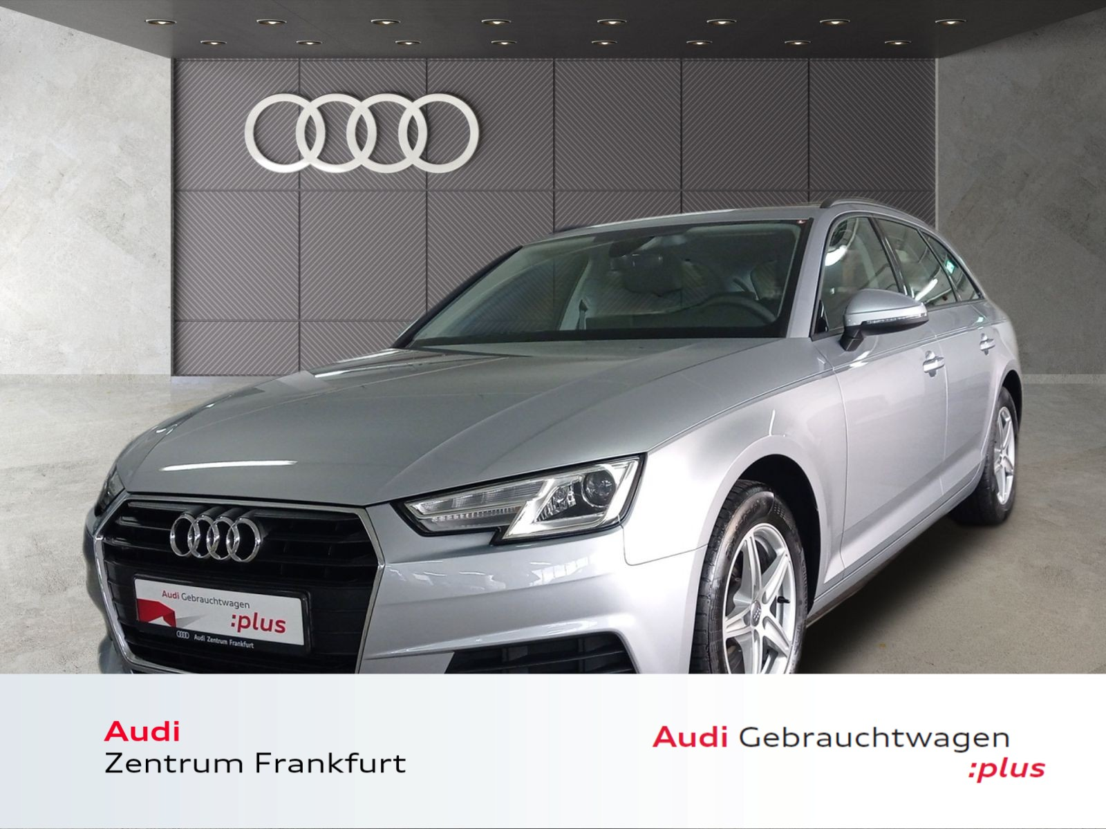 Audi A4 Avant 1.4 TFSI Navi Xenon Tempomat PDC Sitzheizung, Jahr 2018, Benzin