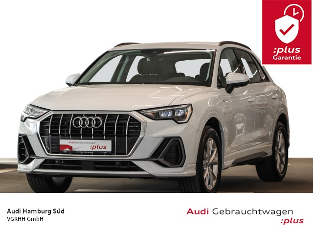 Audi Q3 35 TFSI S line S tronic NAVI+/VIRTUAL/CONNECT, Jahr 2020, Benzin