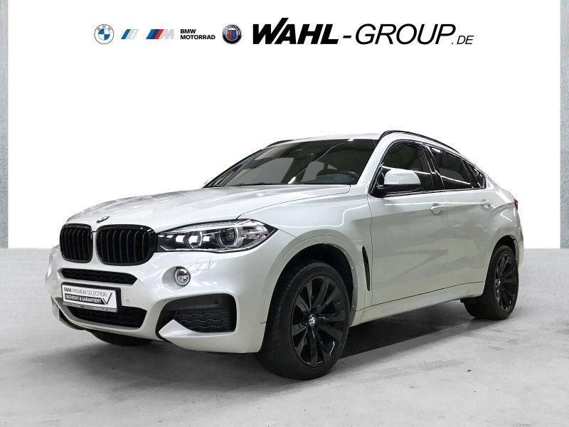 BMW X6 xDrive30d M Sportpaket HiFi RFK Navi Prof., Jahr 2016, Diesel