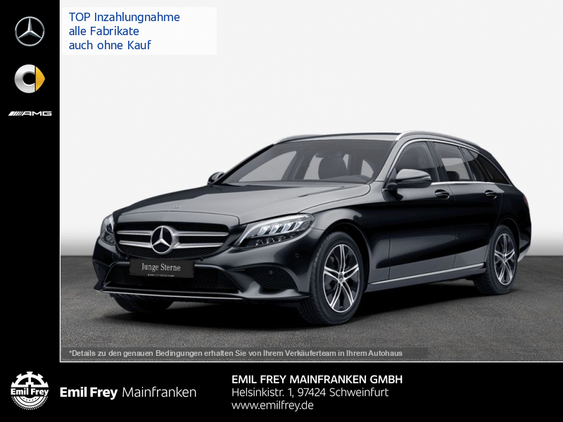 Mercedes-Benz C 180 finanzieren