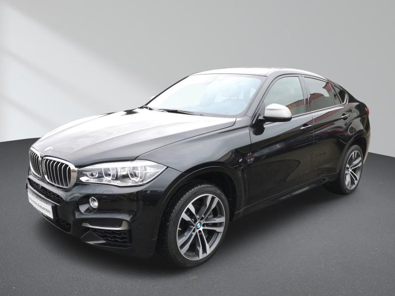BMW X6 M50d M Sportpaket Innovationsp. Navi Prof., Jahr 2017, Diesel
