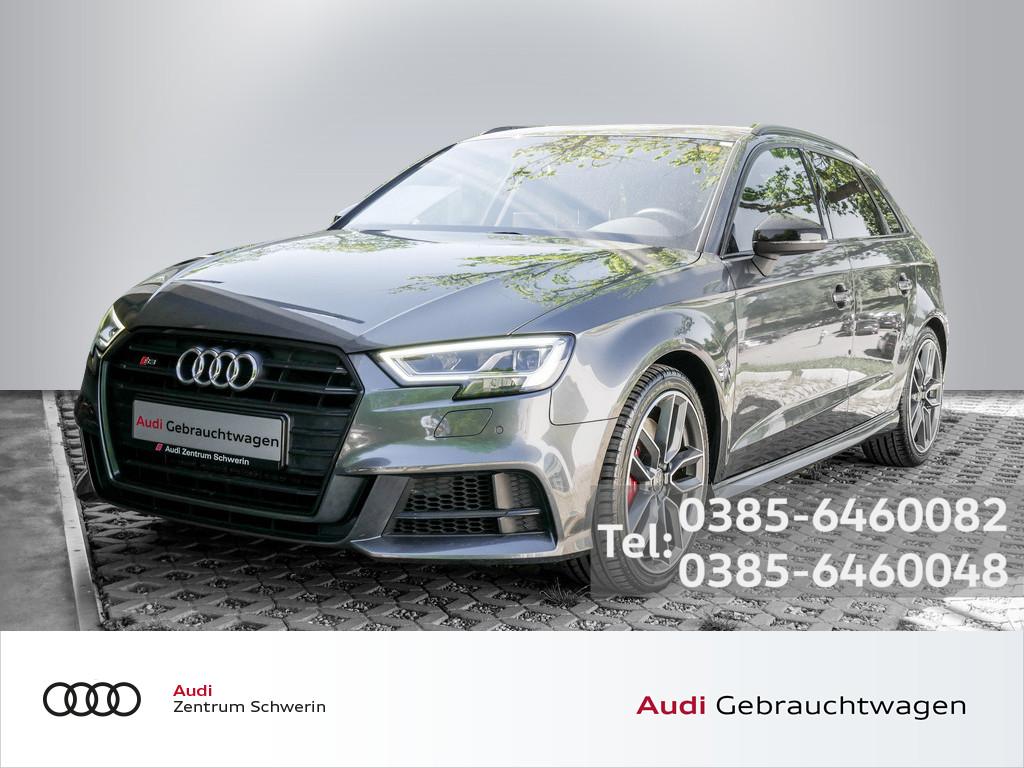 Audi S3 Sportback 2.0 TFSI quattro, Jahr 2017, Benzin