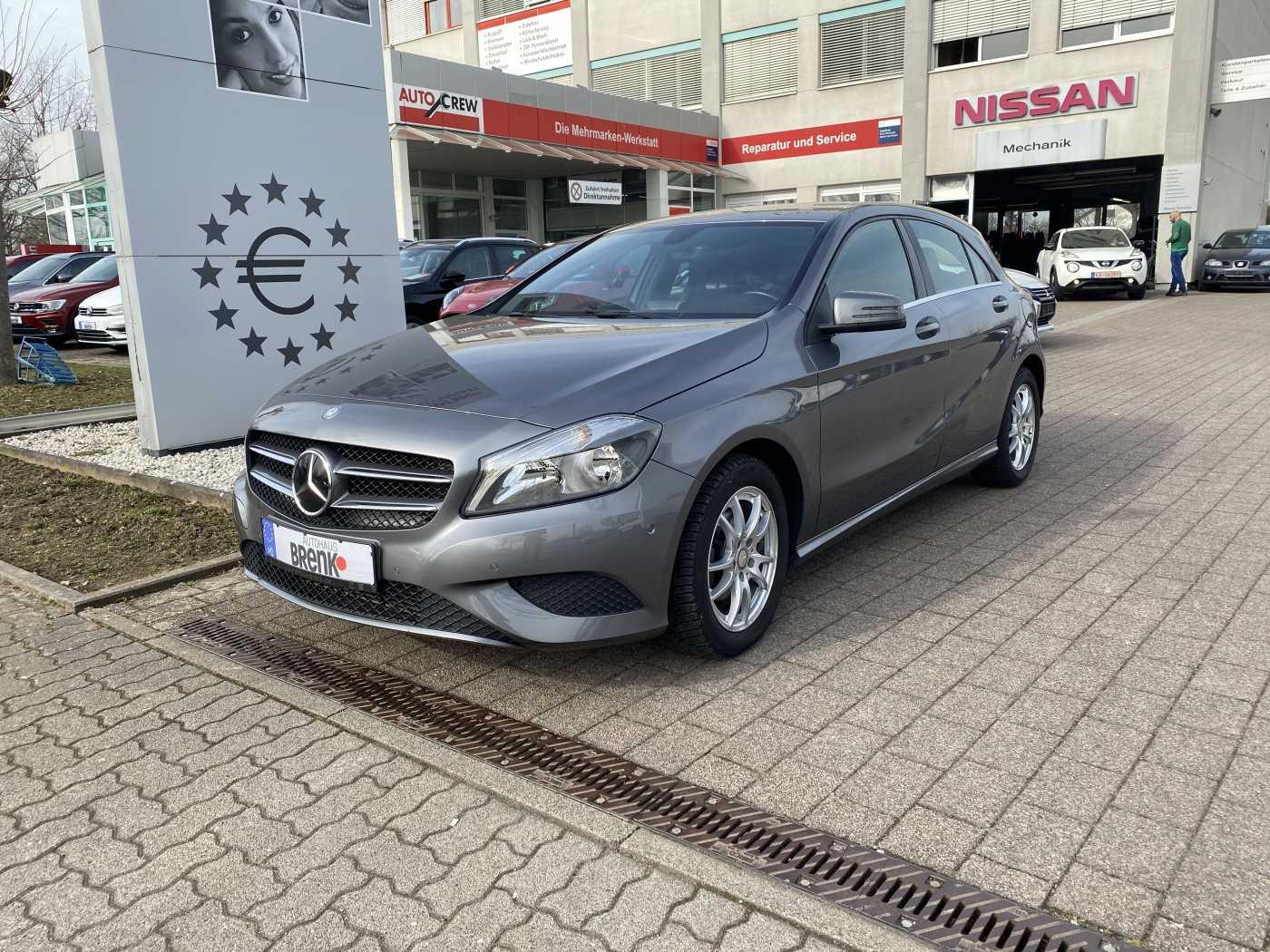 Mercedes-Benz A 180 CDI Style *Navi/PDC/SHZ/ALU*, Jahr 2014, Diesel