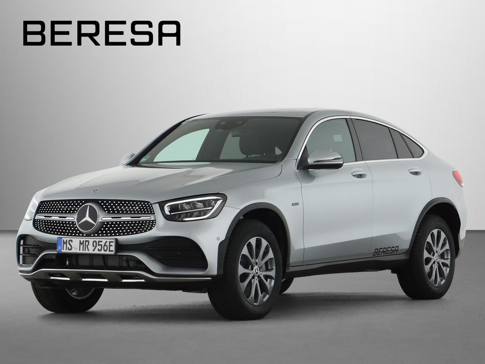 Mercedes-Benz GLC 300 e 4M AMG Burmester Fahrassist. LED AHK, Jahr 2020, Hybrid