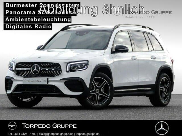 Mercedes-Benz GLB 250 4M AMG LED+NIGHT+PANO+DISTR+MBUX+AR+KEYL, Jahr 2020, Benzin