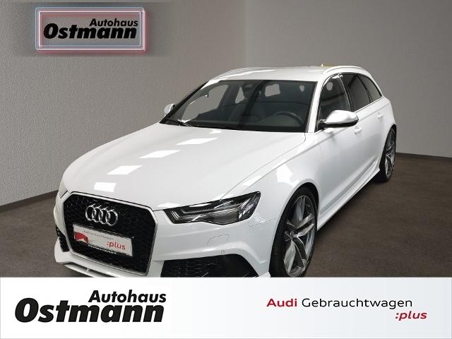 Audi RS6 Avant 4.0 TFSI quattro Dynamic-Paket*Sport-A, Jahr 2016, Benzin