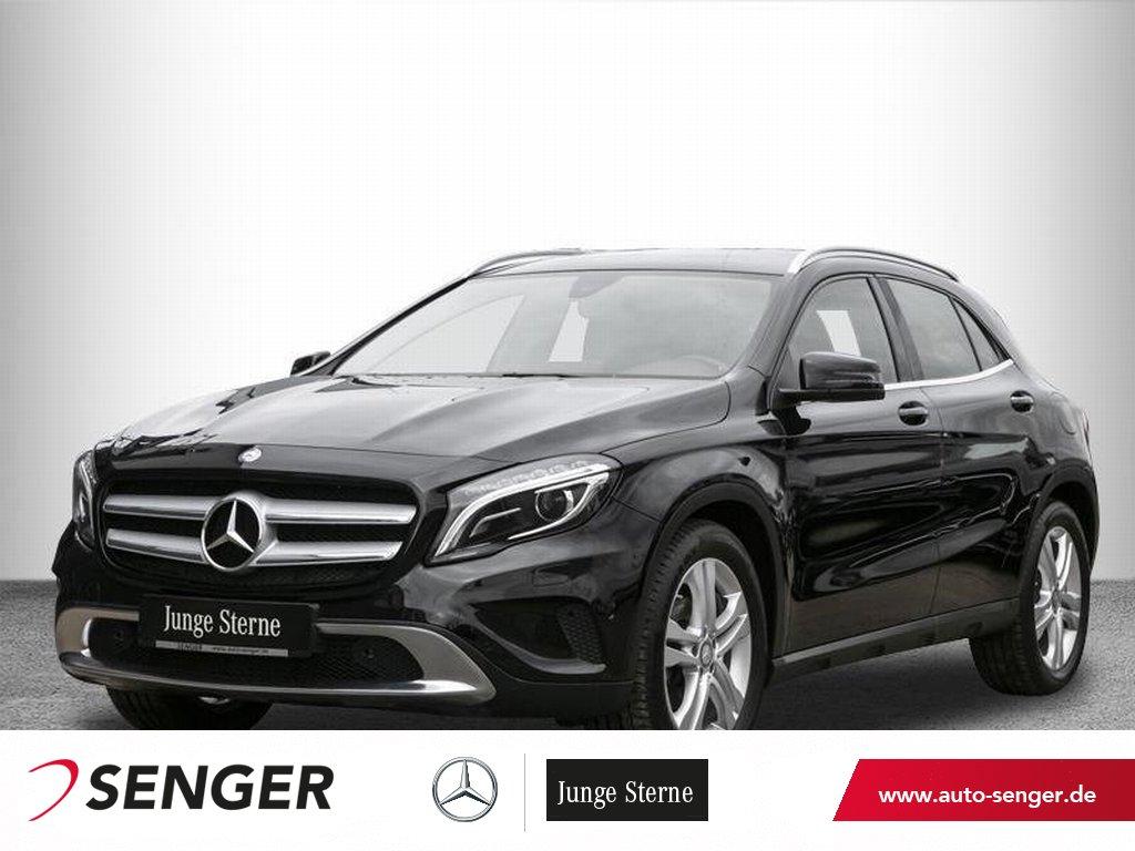 Mercedes-Benz GLA 180 *Urban*Score*Bi-Xenon*Kamera*Navi*PTS*, Jahr 2016, Benzin