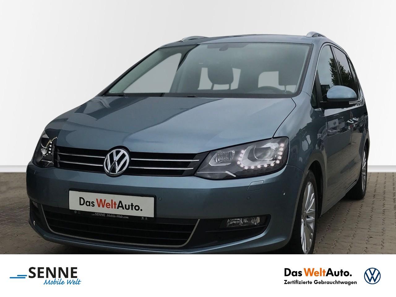 Volkswagen Sharan 2.0 TSI DSG Cup, Xenon, 7 Sitze, AHK,, Jahr 2014, Benzin