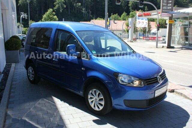Volkswagen Caddy Kombi Trendline 1.6 TDI Klima,Radio/CD, Jahr 2013, Diesel