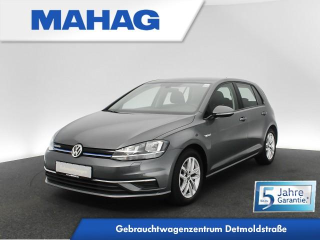 Volkswagen Golf VII COMFORTLINE 1.5 TSI Navi Sportsitze ActiveInfoDisplay Bluetooth 6-Gang, Jahr 2019, Benzin
