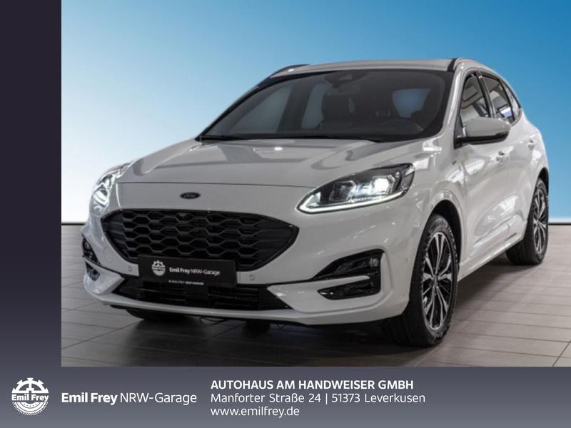 Ford Kuga 1.5 EB ST-LINE, Navi, DAB+, Shz v&h, Jahr 2020, Benzin