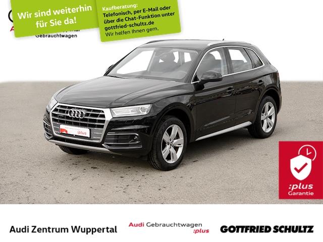 Audi Q5 2.0TDI quattro ACC R-KAM CONNECT NAV SHZ XEN PD Sport, Jahr 2018, Diesel