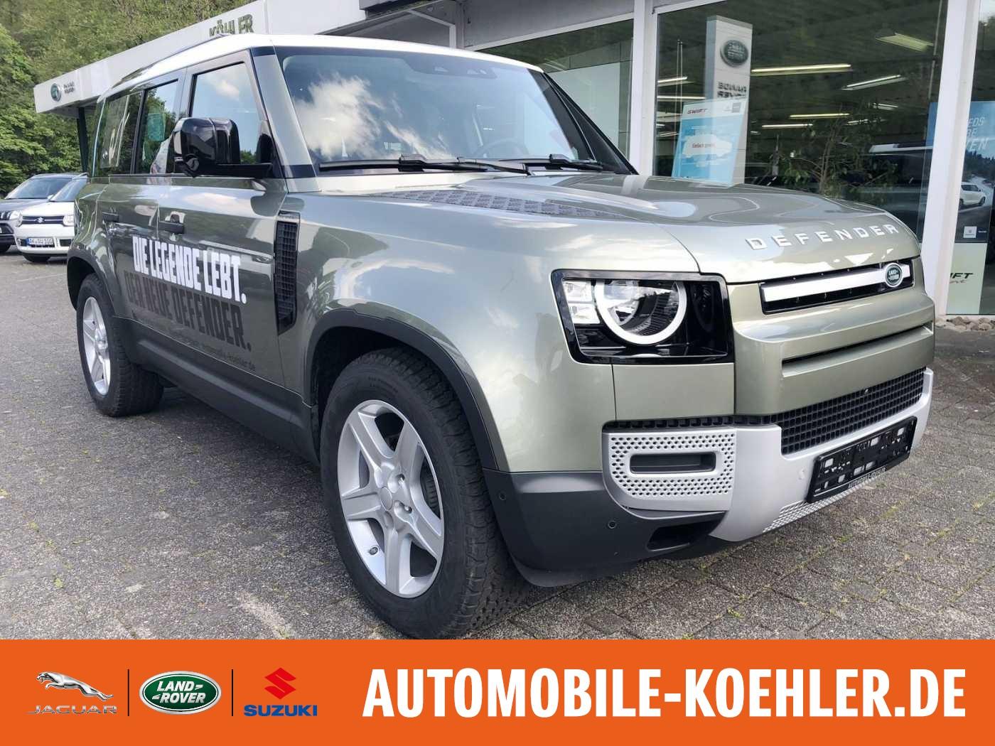 Land Rover Defender 110 D240 S AHK,20'LM,SD,OFF ROAD-PAKET, Jahr 2020, Diesel