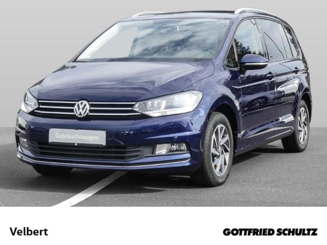 Volkswagen Touran 1.2 TSI SOUND+NAVI+AHK+GRA+SHZ+PDC, Jahr 2017, Benzin