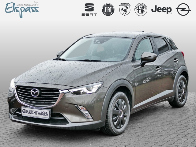 Mazda CX-3 Exclusive-Line LED NAVI BLUETOOTH SITZHZG, Jahr 2016, Benzin