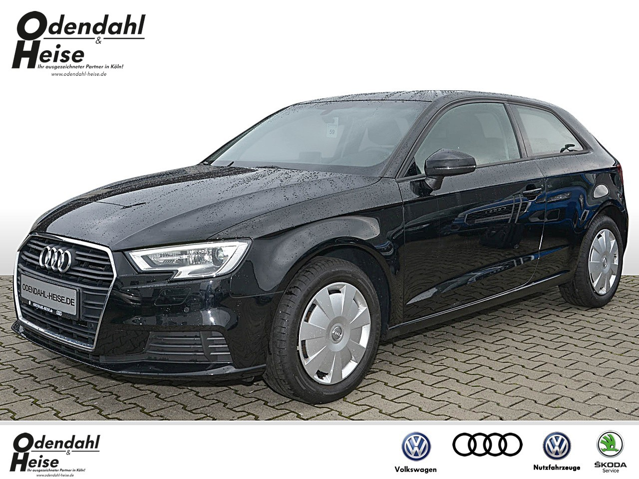Audi A3 2.0 TDI EU6 Klima Xenon Navi Einparkhilfe, Jahr 2017, Diesel