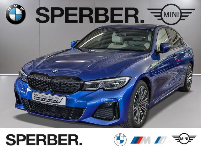 BMW M340 d xDrive,HUD,DAB,Laser,360 Kamera,Keyless,SHZ,Tempomat,Klimaauto.,uvm., Jahr 2020, Diesel