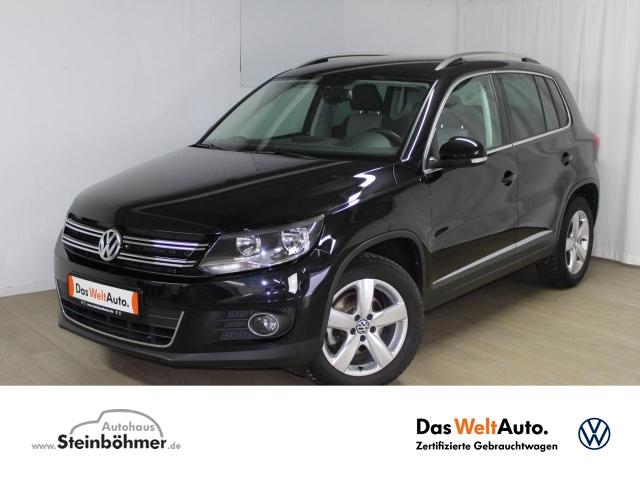 Volkswagen Tiguan Sport+Style 1.4TSI Sitzhz ParkPilot SHZ, Jahr 2016, Benzin