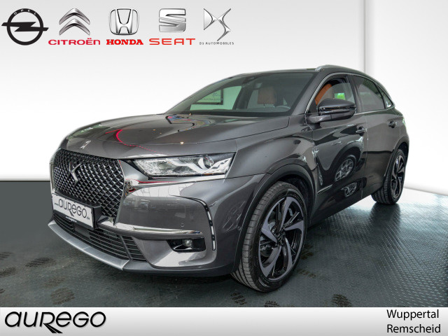 DS Automobiles DS7 Crossback Be Chic BlueHDi180 +PANORAMADACH+CONNECTEDCAM+, Jahr 2019, Diesel