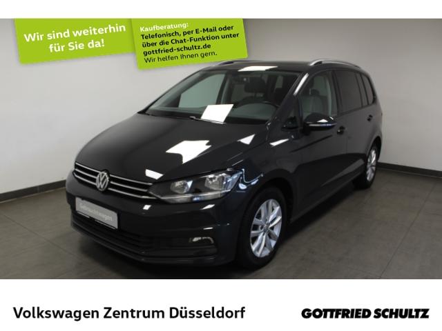 Volkswagen Touran Comfortline 1.6 TDI *Pano*Standhzg*Navi*ParkAssist*, Jahr 2017, Diesel