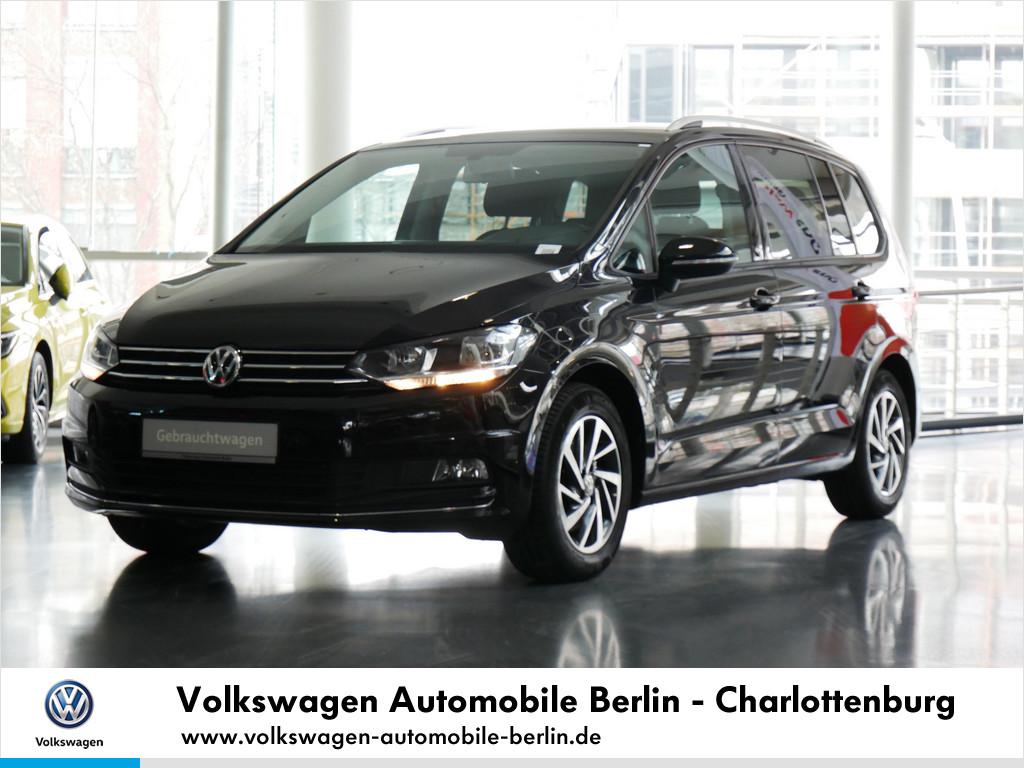 Volkswagen Touran 1.4 TSI Sound BMT, Jahr 2018, Benzin