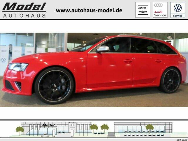 Audi RS4 Avant 4.2 FSI quattro - Keramik - B&O - TV, Jahr 2013, Benzin
