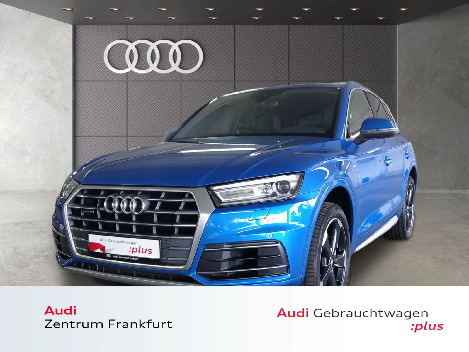 Audi Q5 3.0 TDI quattro tiptronic S line Navi Xenon B&O Panorama, Jahr 2018, Diesel