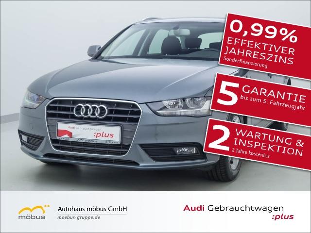 Audi A4 Avant Ambiente 1.8 TFSI multitronic, Jahr 2014, Benzin