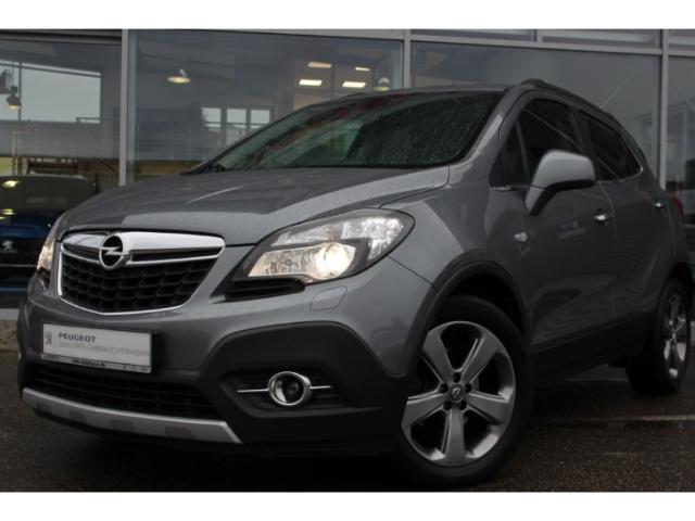 Opel Mokka 1.4 Turbo Innovation 4x4 ecoFLEX Xenon Dyn. Kurvenlicht Allrad, Jahr 2013, Benzin