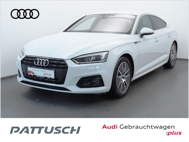 Audi A5 Sportback 2.0 TDI DAB Navi Matrix Leder AHK, Jahr 2018, Diesel