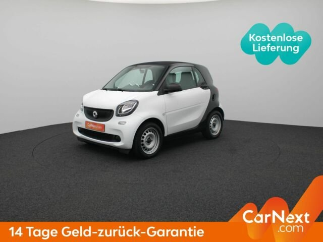 smart Fortwo coupe, Jahr 2017, Benzin