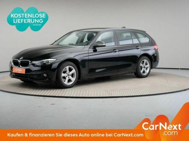 BMW 3 316d Touring Navi AHK Sitzheizung, Jahr 2017, Diesel