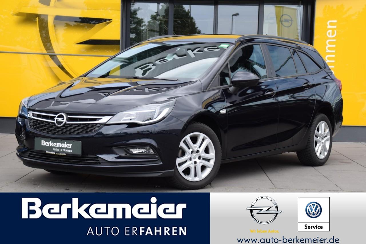 Opel Astra ST Klimaautom/Sitzheiz/Parkpilot/Navi, Jahr 2018, Benzin