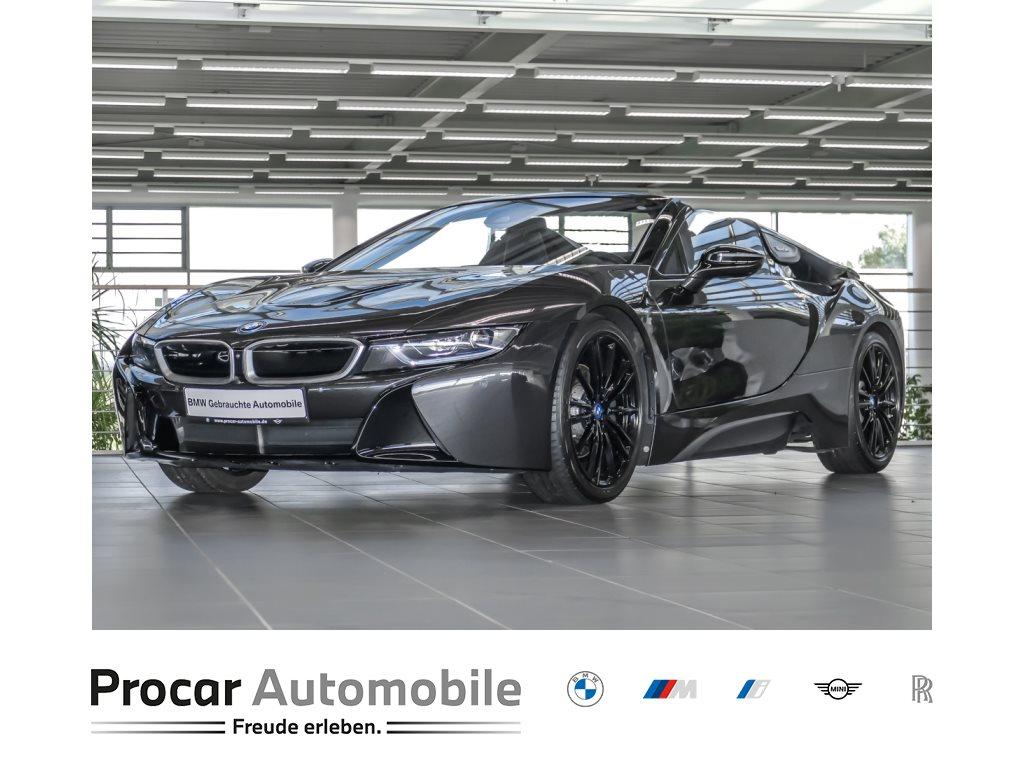 BMW i8 Roadster Head-Up H/K Driv.Assist. Laserlicht, Jahr 2018, Hybrid