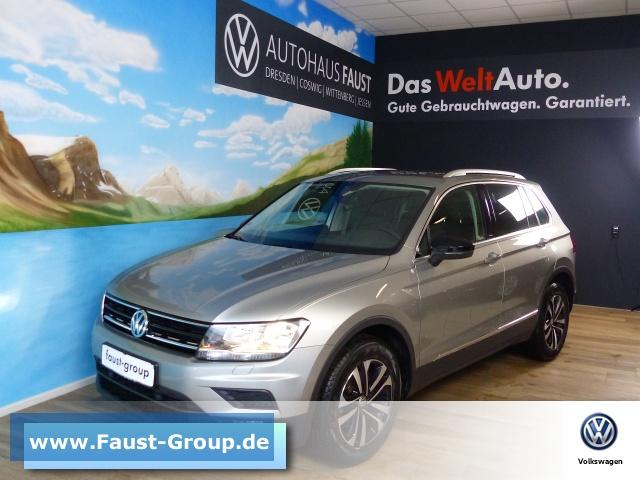 Volkswagen Tiguan IQ.DRIVE UPE41000 NAVI AHK ACC AppConnect, Jahr 2020, Diesel