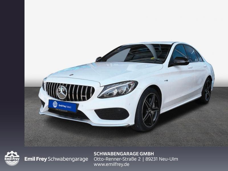 Mercedes-Benz AMG C 43 4Matic 9G-TRONIC*LED*KAMERA*, Jahr 2018, Benzin
