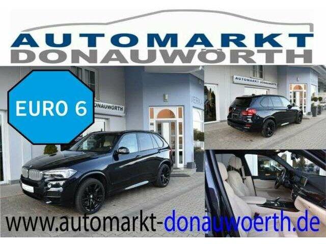 BMW X5 M 50 d Sport-Aut. AHK PanoDach HUD Keyless, Jahr 2017, Diesel